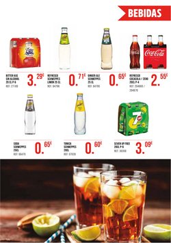 Ofertas de Soda en Gros Mercat