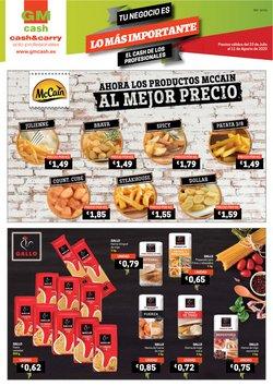 Ofertas de Hiper-Supermercados en el catálogo de Gros Mercat en Benissa ( 8 días más )