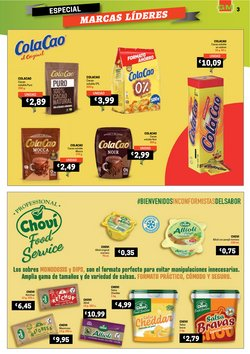 Ofertas de Cola Cao en Gros Mercat
