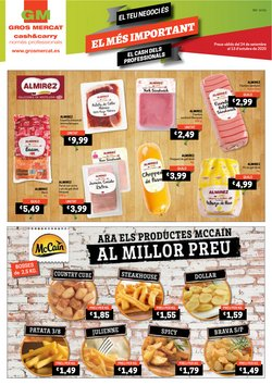 Catálogo Gros Mercat en L'Hospitalet de Llobregat ( 3 días publicado )