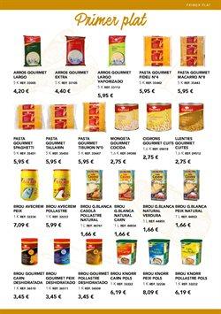 Ofertas de Gourmet en Gros Mercat