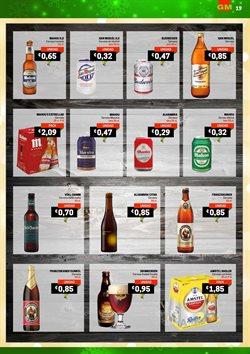 Ofertas de Cerveza con limón en Gros Mercat