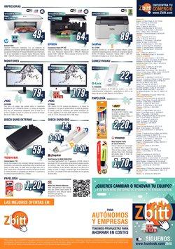 Ofertas de Impresora multifunción  en el folleto de Zbitt en Alcalá de Henares