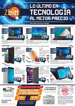 Ofertas de Telefonía  en el folleto de Zbitt en Alcalá de Henares