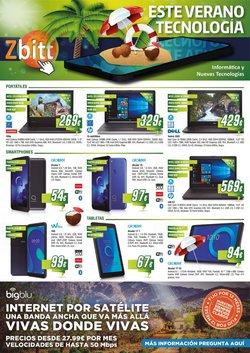 Catálogo Zbitt en Urretxu ( 9 días más )