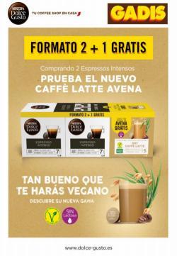 Ofertas de Hiper-Supermercados en el catálogo de NESCAFÉ® Dolce Gusto® ( Publicado hoy)