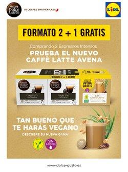 Ofertas de Hiper-Supermercados en el catálogo de NESCAFÉ® Dolce Gusto® ( 2 días más)