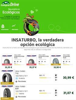 Ofertas de Ecological Drive  en el folleto de Coslada