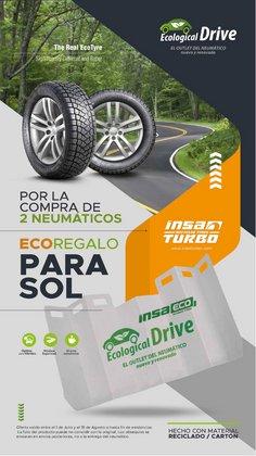 Ofertas de Ecological Drive en el catálogo de Ecological Drive ( 11 días más)