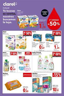 Ofertas de Tarritos  en el folleto de Clarel en Madrid