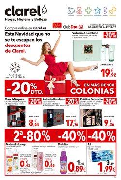 Ofertas de Perfumerías y belleza  en el folleto de Clarel en Chiclana de la Frontera