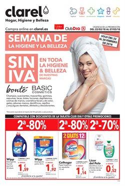 Ofertas de Perfumerías y belleza  en el folleto de Clarel en Sevilla