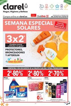 Ofertas de Perfumerías y belleza  en el folleto de Clarel en Córdoba