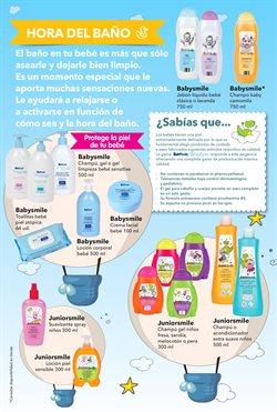 Ofertas de Crema corporal  en el folleto de Clarel en Madrid