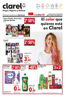 Ofertas de Clarel  en el folleto de Madrid