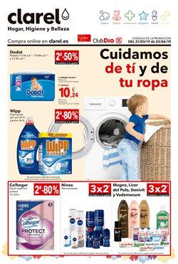 Ofertas de Clarel  en el folleto de Oviedo