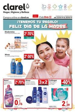 Ofertas de Perfumerías y belleza  en el folleto de Clarel en Girona