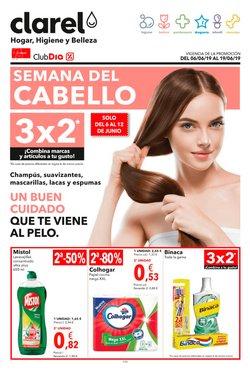 Ofertas de Perfumerías y belleza  en el folleto de Clarel en Avilés