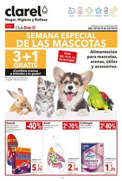 Ofertas de Perfumerías y belleza  en el folleto de Clarel en Sada (A Coruña)
