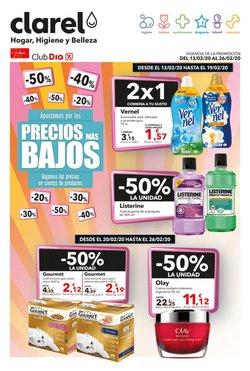 Ofertas de Perfumerías y Belleza en el catálogo de Clarel en Lugones ( 7 días más )