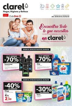 Ofertas de Perfumerías y Belleza en el catálogo de Clarel en Alcobendas ( 4 días más )
