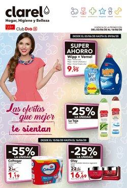Ofertas de Perfumerías y Belleza en el catálogo de Clarel en Picanya ( 9 días más )