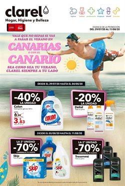 Catálogo Clarel en Cadreita ( 6 días más )