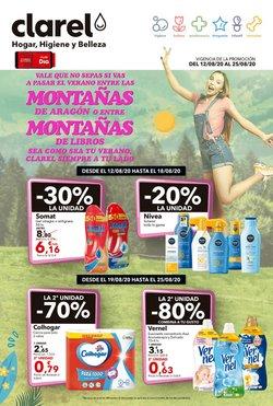 Ofertas de Perfumerías y Belleza en el catálogo de Clarel en Mataró ( 2 días publicado )