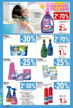 Ofertas de Detergente gel en Clarel