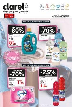 Ofertas de Perfumerías y Belleza en el catálogo de Clarel en Arroyomolinos ( Publicado hoy )