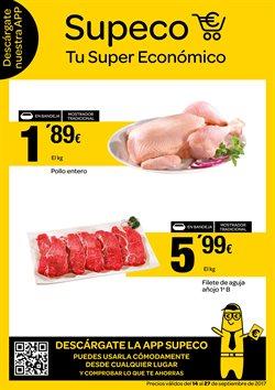 Ofertas de Hiper-Supermercados  en el folleto de Supeco en Castellón de la Plana