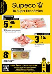 Catálogos de ofertas Supeco en Madrid