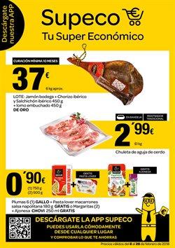 Ofertas de Habas  en el folleto de Supeco en Madrid