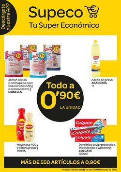 Ofertas de Aceite  en el folleto de Supeco en Madrid