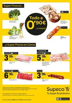 Ofertas de Celorrio  en el folleto de Supeco en Madrid