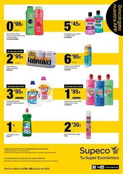 Ofertas de Detergente líquido  en el folleto de Supeco en Chiclana de la Frontera