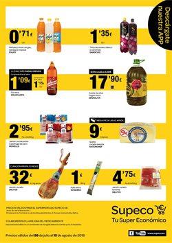 Ofertas de Vino tinto  en el folleto de Supeco en Sanlúcar de Barrameda