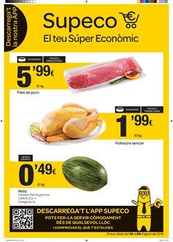 Ofertas de Supeco  en el folleto de Barcelona