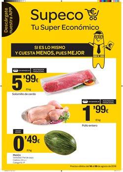 Ofertas de Hiper-Supermercados  en el folleto de Supeco en San Fernando