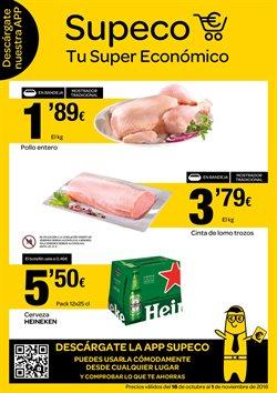 Ofertas de Heineken  en el folleto de Supeco en Madrid