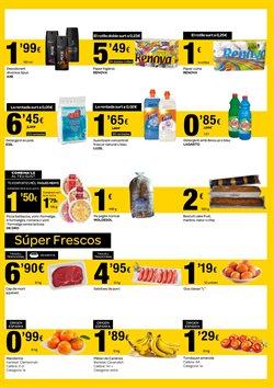 Ofertas de Celulosa  en el folleto de Supeco en Barcelona