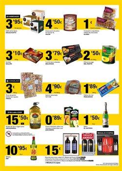 Ofertas de Bebidas  en el folleto de Supeco en Málaga