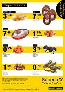 Ofertas de Carne y charcutería  en el folleto de Supeco en Madrid