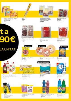 Ofertas de Queso  en el folleto de Supeco en Barcelona