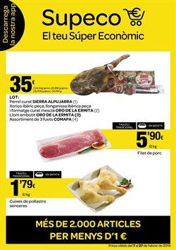 Ofertas de Pollo  en el folleto de Supeco en Mollet del Vallès