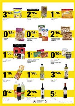 Ofertas de Bebidas alcohólicas  en el folleto de Supeco en Alcalá de Henares