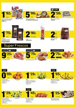Ofertas de Hamburguesas  en el folleto de Supeco en Madrid