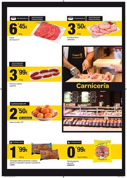 Ofertas de Chorizo  en el folleto de Supeco en Madrid
