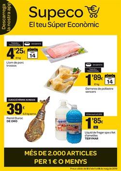 Ofertas de Pollo  en el folleto de Supeco en Calella