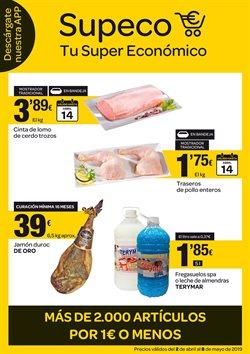Ofertas de Supeco  en el folleto de Fuengirola